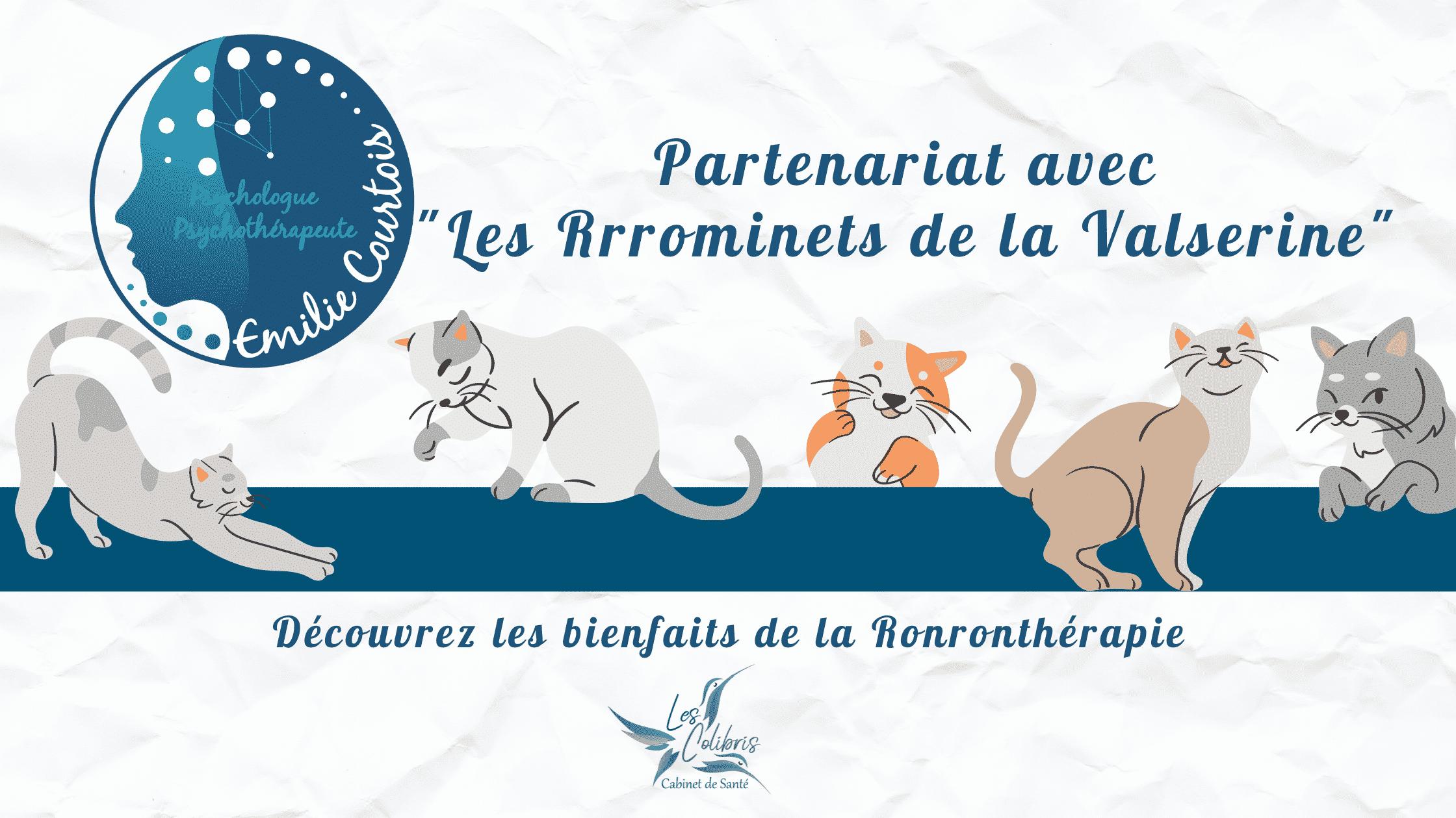 Read more about the article Partenariat  / Emilie Courtois – «Les Rrrominets de la Valserine»/